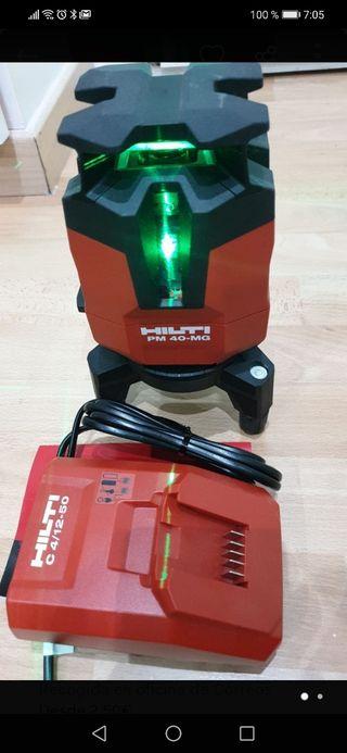 laser hilti pm-40