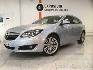 Opel Insignia Sports Tourer 1.6 CDTI 136cv Excellence / Navi /Bixenon / Asiento Deportivo / Parktronic