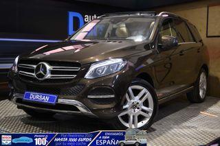 Mercedes Benz GLE 350 4MATIC TECHO CAMARA 360 CUERO LED