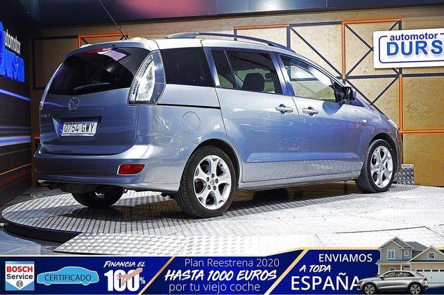 Mazda 5 7 PLAZAS LLANTAS 17 RADIO CD