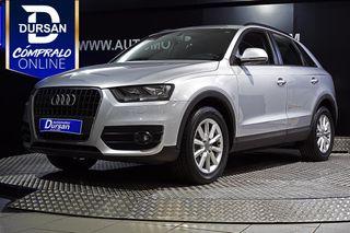 Audi Q3 Automático Navegación Sensores de parking