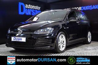Volkswagen Golf Variant GTD CAR-NET