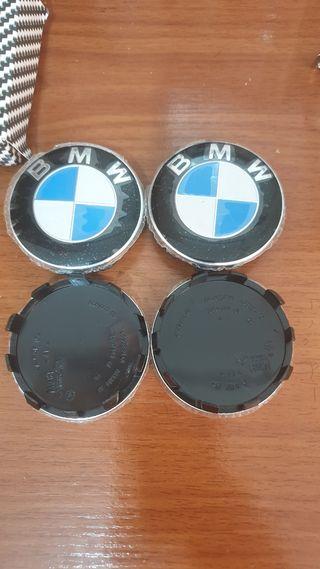 tapacubos llantas BMW