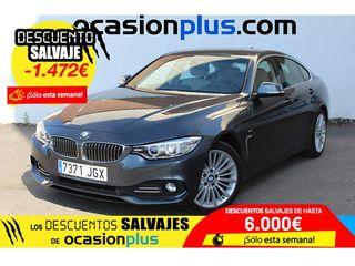BMW Serie 4 420d Gran Coupe 135 kW (184 CV)