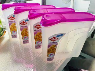 Taper lote para cereales y regalos