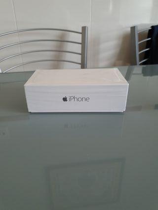 Caja iPhone 6 64Gb + Funda Nueva