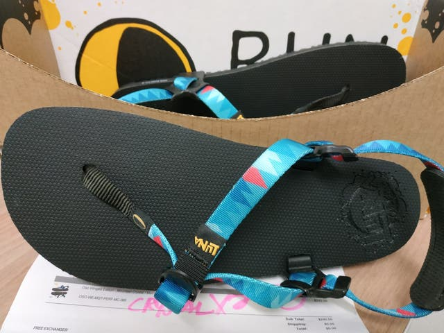 LUNA SANDALS OSO WINGED EDITION