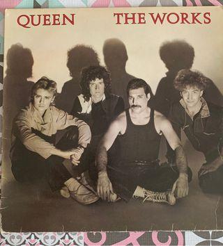 Disco vinilo Queen