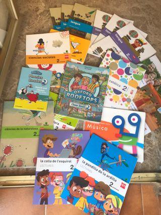 Libros 2 primaria