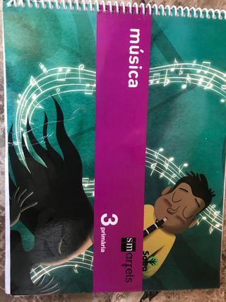 Libro musica 3 primaria