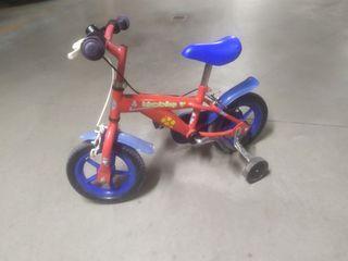 Bicicleta de inicio al pedaleo