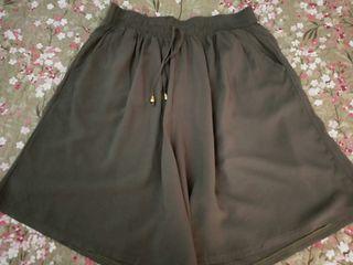 bermuda-falda mujer