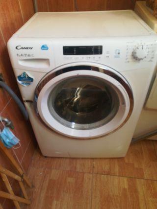 lavadora candy tambor suelto 7kg.