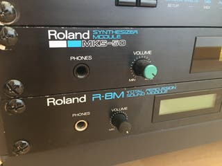 Sintetizador rack Roland MKS-50