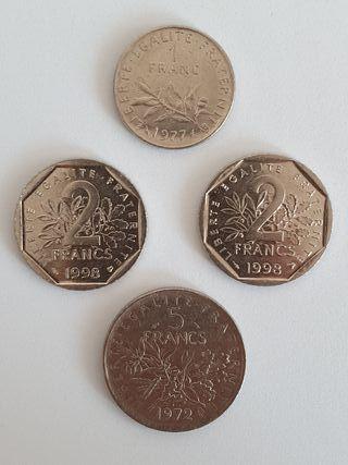 Lote Francs franceses