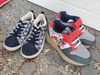 lote zapatillas talla 30