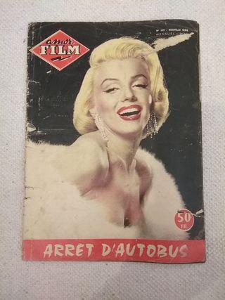 Novelas cinematográficas francesas 1960