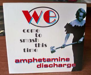 AMPHETAMINE DISCHARGE - We come to Smash...Cd