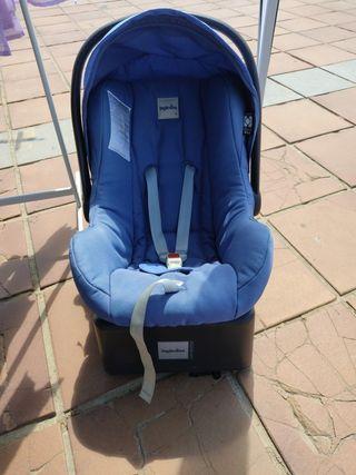 silla para coche en el puerto de santa maría