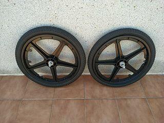 """ruedas 20"""" bicicleta"""