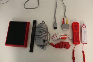 Wii mini con mandos