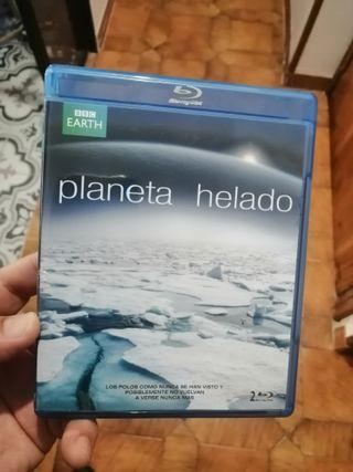 Planeta helado Blue ray