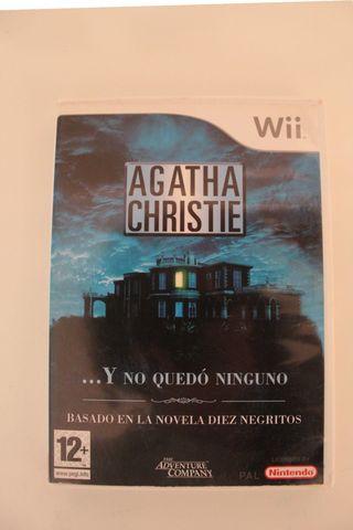 Agatha Christie Wii