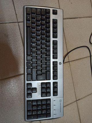Teclados ordenador/pc