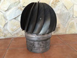 SOMBRERETE GIRATORIO EXTRACTOR 250 MM