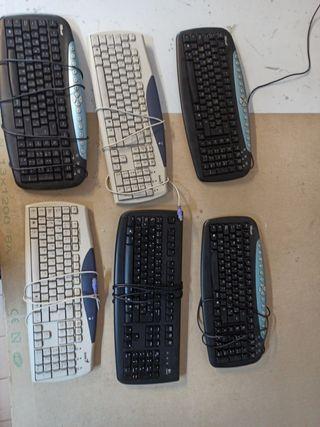 Teclados pc/ordenador