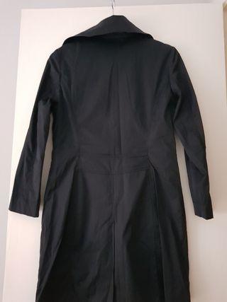 Abrigo nuevo.