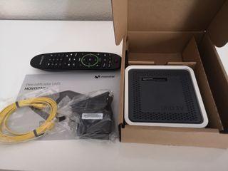 Descodificador UHD 4k Movistar