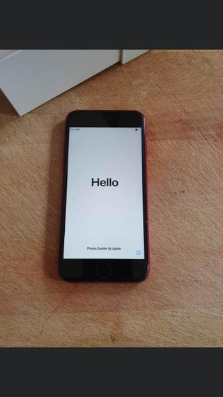 iPhone 8 red 64 GB