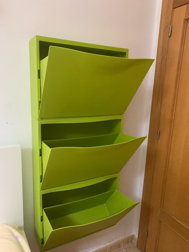 Zapatero Ikea