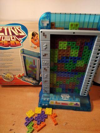 Tetris Tower 3D