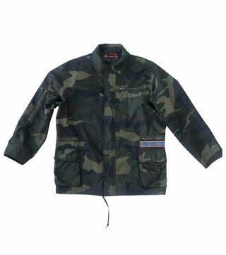 Chaqueta militar imperme Dolce & Gabbana