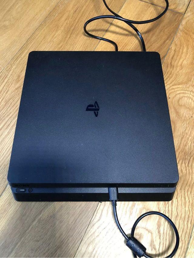 PlayStation 4 slim (500gb)