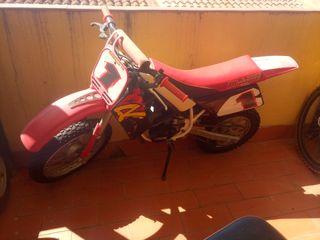 moto Cross para niños