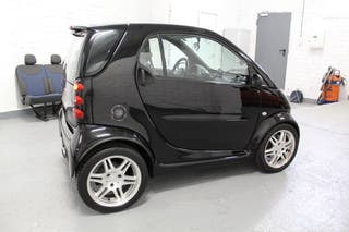 smart fortwo Brabus impecable