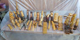 Artesanía en madera 1