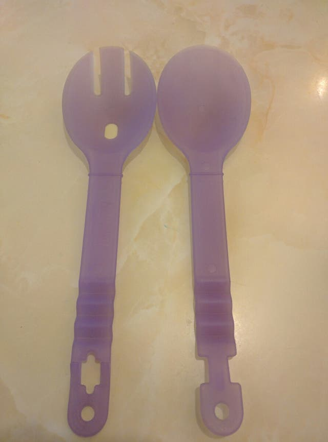 Regalo por una compra 2 pares de Tenedor+ cuchara