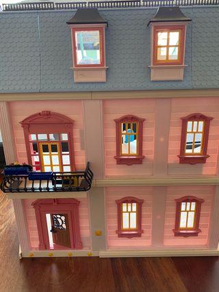 Casa de playmobil - dollhouse