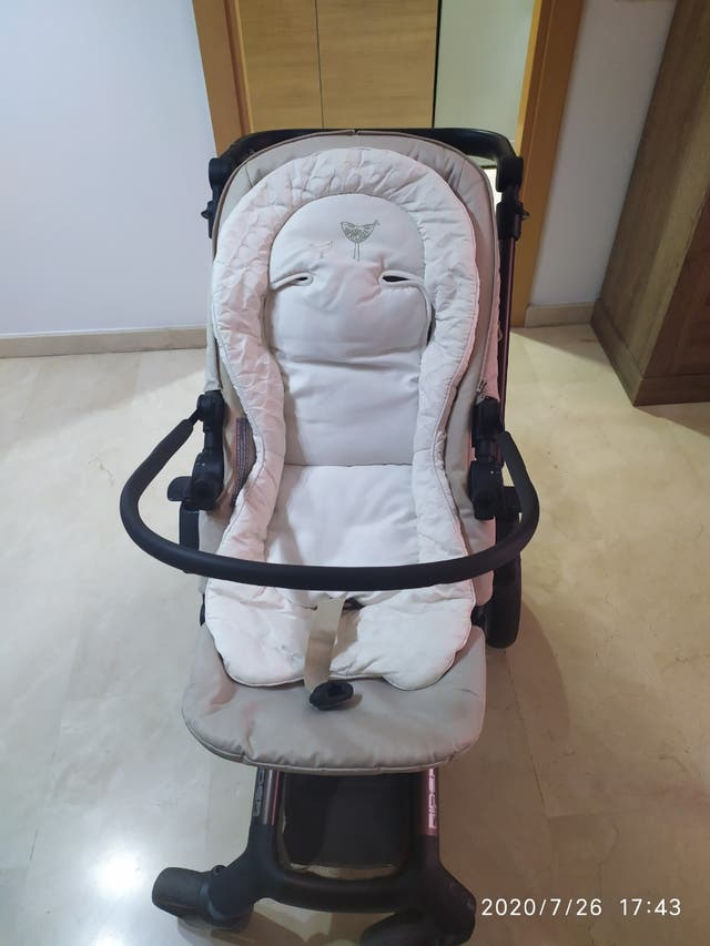 carrito de bebe jane matrix rider