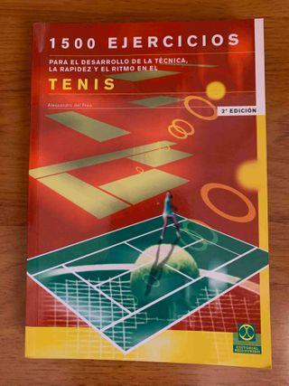 1500 Ejercicios Para el Desarrollo del Tenis.