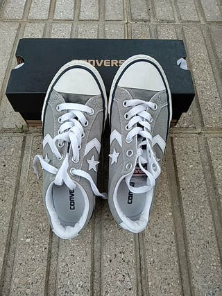 Converse originales gris