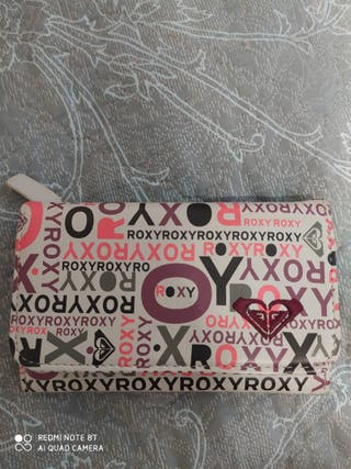 monedero roxy