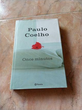 """Libro """"Once minutos"""""""