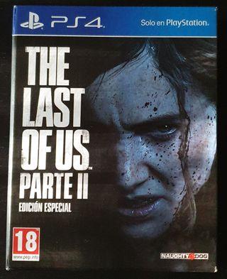 Last of Us II - Edición Especial con DLC (PS4)