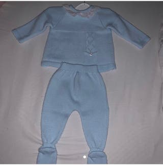 Baby boys Spanish set