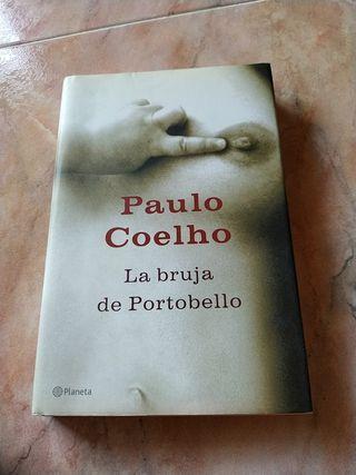"""libro """"La bruja de Portobello"""""""